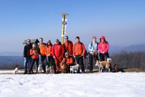 Expedice Javořina 2015